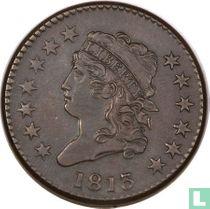 Verenigde Staten 1 cent 1813