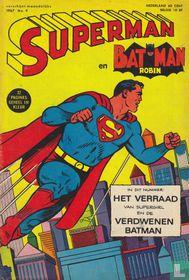 Het verraad van Supergirl + De verdwenen Batman