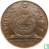 Verenigde Staten 1 cent 1787 Fugio type