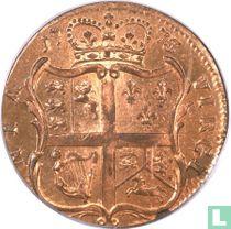 United States Virginia halfpenny 1773