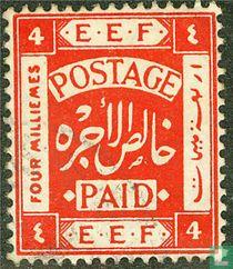 E.E.F. (Egyptian Expeditionary Forces)