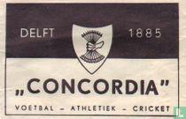 """""""Concordia"""" Voetbal Athletiek Cricket"""