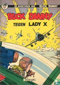 Buck Danny tegen Lady X