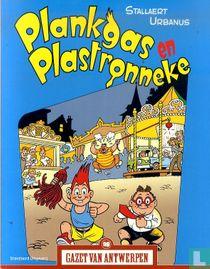 Plankgas en Plastronneke