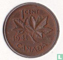 Canada 1 cent 1941