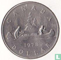Canada 1 dollar 1978