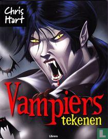 Vampiers Tekenen