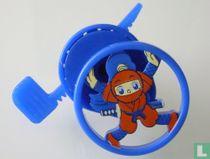 Kinder Game - Ninja schietschijfje