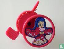 Kinder Game - Schietschijfje Geisha