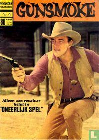 """Alleen een revolver helpt in """"oneerlijk spel"""""""