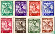 Merapi volcano eruption victims for 1954 (IND 1918)
