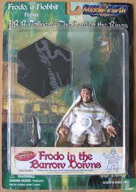 Frodo in the Barrow Downs