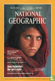 National Geographic [USA] tijdschriftencatalogus