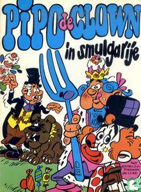 Pipo de clown in Smulgarije