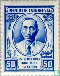 Indonesian P.T.T. 1945-1955