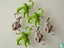 Shrek - Hang figuurtjes