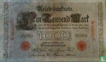 Reichsbank, 1000 Mark 1903