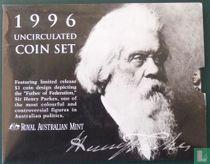 "Australië jaarset 1996 ""Centenary of the death of Sir Henry Parkes"""