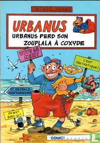 Urbanus perd son zouplala à Coxyde