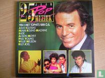 25 Jaar Popmuziek 1984