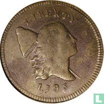 United States ½ cent 1795 (type 4)
