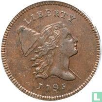 United States ½ cent 1795 (type 1)