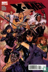 Uncanny X-Men 538