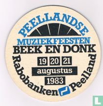 Peellandse muziekfeesten Bavaria