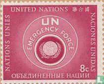 Noodtroepen der V.N.