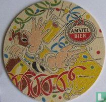 Amstel Bier.