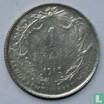 België 1 franc 1913 (NLD)