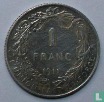 België 1 franc 1911 (FRA)