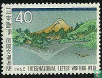 Internationale week van de geschreven brief