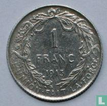 België 1 franc 1913 (FRA)