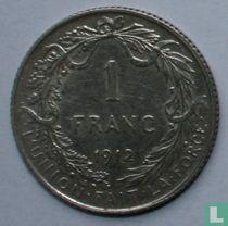 België 1 franc 1912 (FRA)