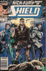 Nick Fury, Agent of S.H.I.E.L.D. 1