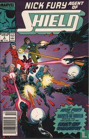 Nick Fury, Agent of S.H.I.E.L.D. 2
