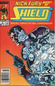 Nick Fury, Agent of S.H.I.E.L.D. 6