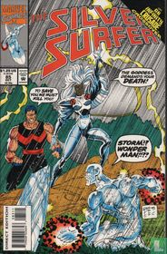 The Silver Surfer 85