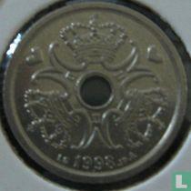 Denemarken 1 krone 1998