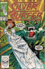 The Silver Surfer 23