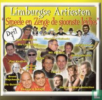 "Limburgse artiesten ""Sjpeele en Zénge de sjoonste leidjes"""