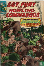 The War Lover!