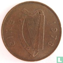 Ierland 2 pence 1978