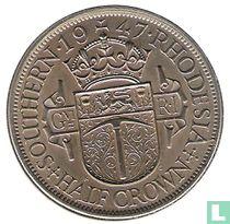 Zuid-Rhodesië ½ crown 1947