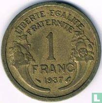 Frankrijk 1 franc 1937