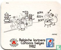 Belgische kartoens 1982