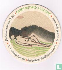 Gerrit Rietveld academie - Liesbeth Challa