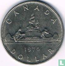 Canada 1 dollar 1976