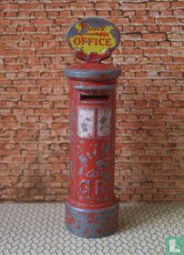 Pillar Box G.P.O.